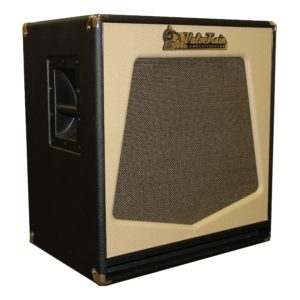 1x15 Bass Extension Cabinet - Rear Image