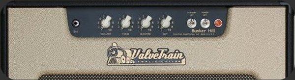 ValveTrain Bunker Hill - Control Panel